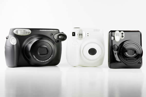 Nuevas cámaras instantáneas de FUJI