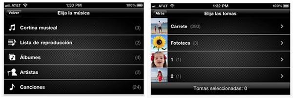 Aplicación gratuita para iPhone para editar videos gratis