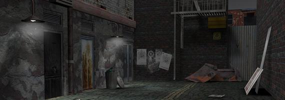 Escenas 3D industriales
