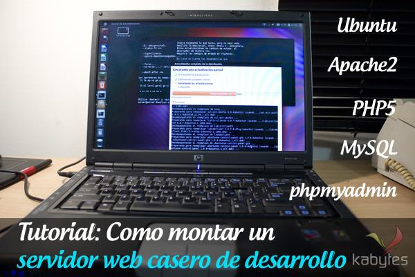 Montar un servidor de desarrollo ubuntu apache php y - Montar un servidor en casa ...