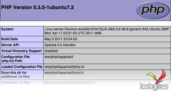 php5 ubuntu server