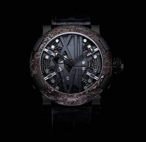 Modelo de reloj inspirado en Titanic, estilo Steampunk