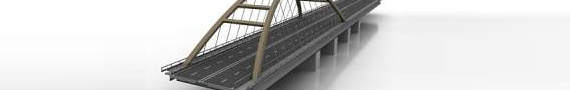 Modelos de puentes en 3D