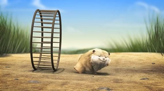 Vista previa de BOB, corto de animación