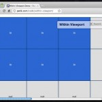 detectar elementos visibles con JavaScript y jQuery
