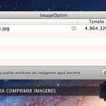 Programa gratuito para optimizar el peso de las imágenes [Mac]