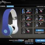 Auriculares personalizados de Fanny Wang