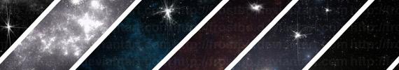 Pinceles de estrellas para Gimp