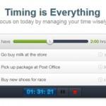 Gestor de tareas enfocado en el tiempo disponible