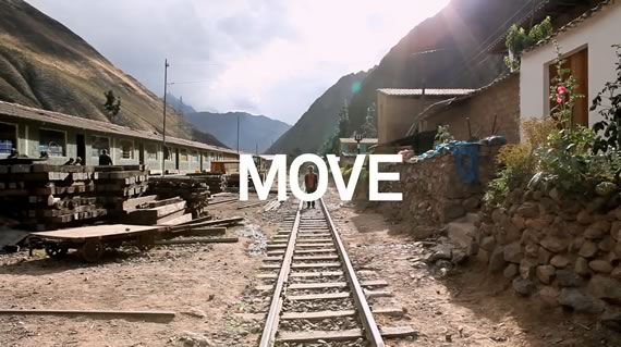 Screenshot de Move