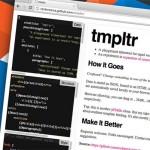 Sistema de plantillas HTML generado en base a JSON