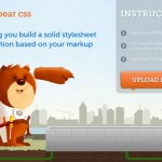 Bear css ~ generar hojas de estilo (CSS) en base al html