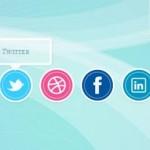 Acciones animadas sobre botones con CSS3