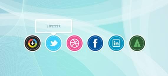 Vista previa de animaciones sobre botones con CSS3