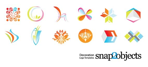 Vista previa de logos vectorizados