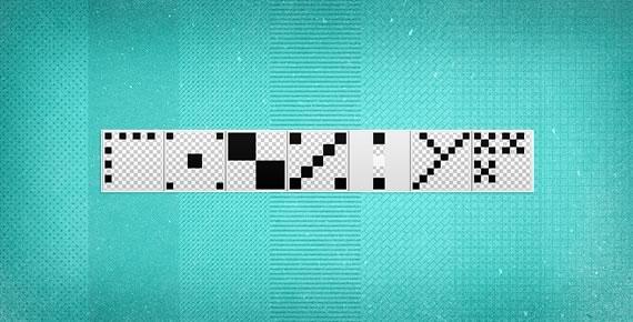 Vista previa de texturas sutiles sin bordes