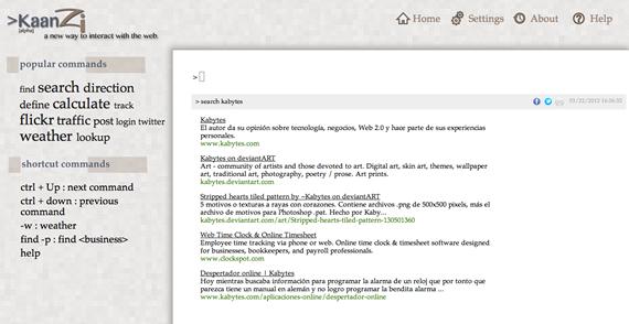 buscador web por linea de comandos