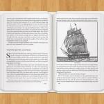 libro en formato PSD