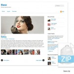 Base: template blanca para Wordpress