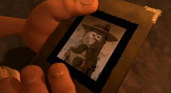 Vista previa de corto de animación Tadeo Jones