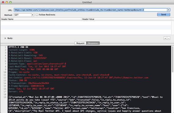Cliente HTTP para mac
