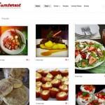 Vista previa de Yumterest, recetas y fotos de alimentos