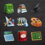 Iconos académicos gratuitos
