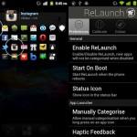Organizar aplicaciones en Android
