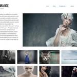 Theme para galerías en Wordpress