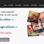 Pixlr: Editando fotografías online