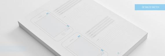 plantilla gratis pdf mockups iPhone