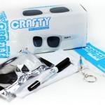 Crafty DYI Sunglasses: arte en tus anteojos de sol