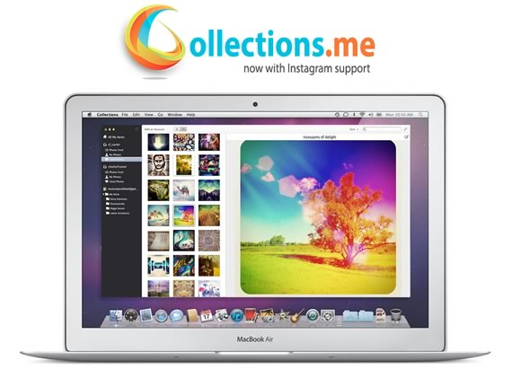 Vista previa de Collections
