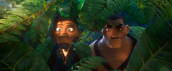 Vista previa de A Fox Tale, corto de animación