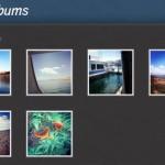 Crear album con fotos de Instagram