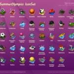 Iconos de los Juegos Olímpicos