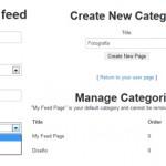 Pheedr: Lector de feeds enfocado en el contenido