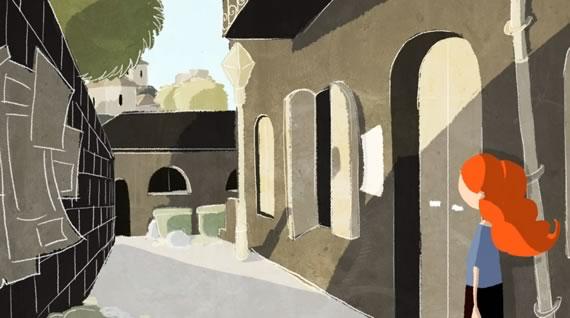 Vista previa de Stitches, corto de animación