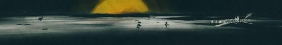 Vista previa de Evolution, corto de animación.