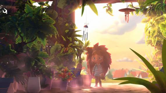 Vista previa de Monsterbox, corto de animación