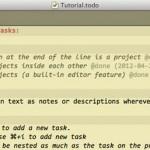 Lista de tareas pendientes o todo list para Sublime Text 2