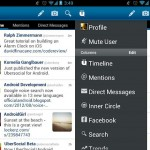 UberSocial: Twitter con mejoras en Android