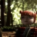 Vista previa de A Shadow of Blue, corto de animación.