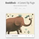 BookBlock: slider estilo libro en CSS3