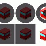 CSS3 border transicion efecto