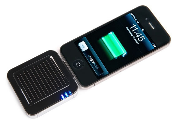 Vista previa de Pocket Solar Charger