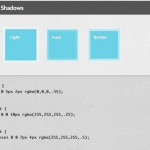 Vista previa de estilos CSS listos para usar