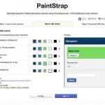 PaintStrap: generador de CSS con paletas de colores
