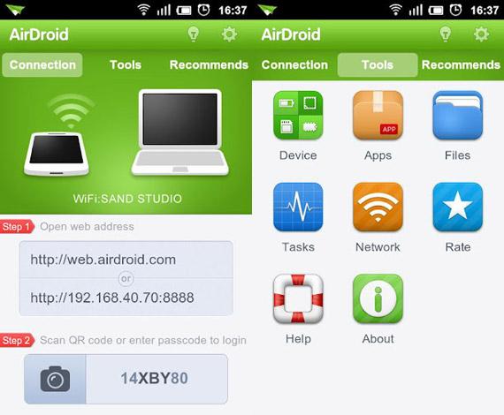 Acceder a tu Android desde la PC