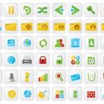 Iconos para UI